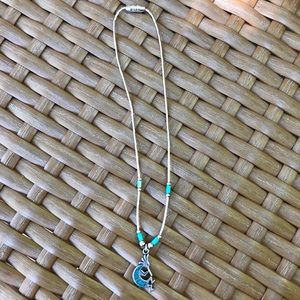 Jewelry - Native American anklet silver